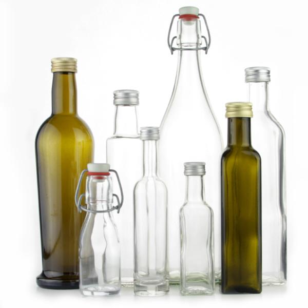 Olie- & azijnflessen