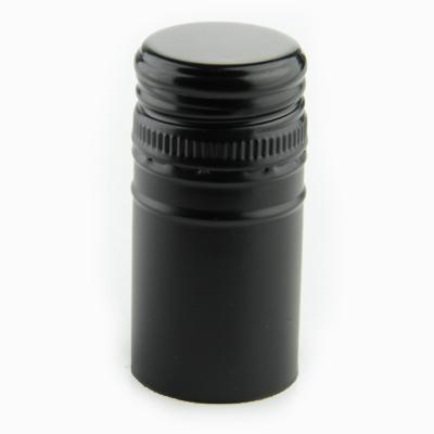 Aluminium PP 30x60mm Garantiering, Zwart
